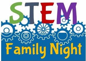 Family STEM Night-March 6, 2018