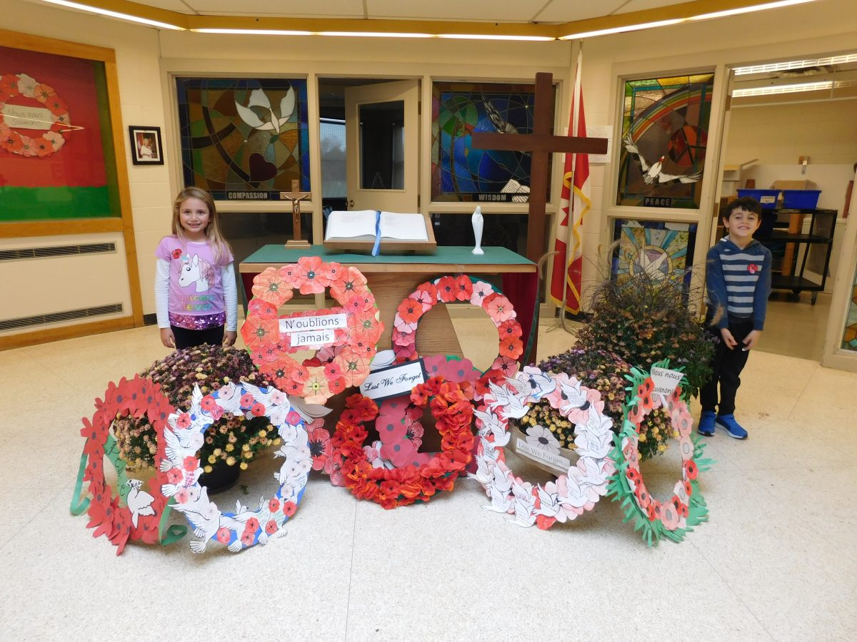 St. John XXIII CES Remembers!