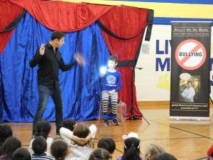 Anti bullying Presentation kicks off Bullying Prevention